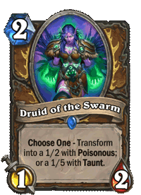 aggro token druid how to play